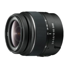Sony DT 18-55mm f/3.5-5.6 Zoom Lens